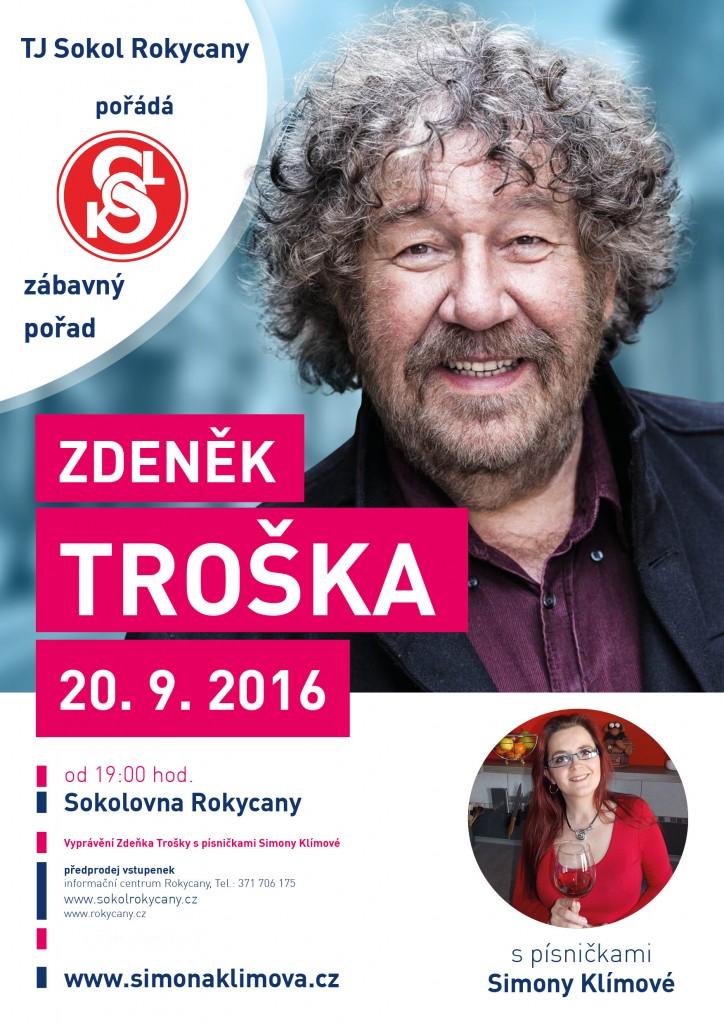Zábavná show Zdeňka Trošky