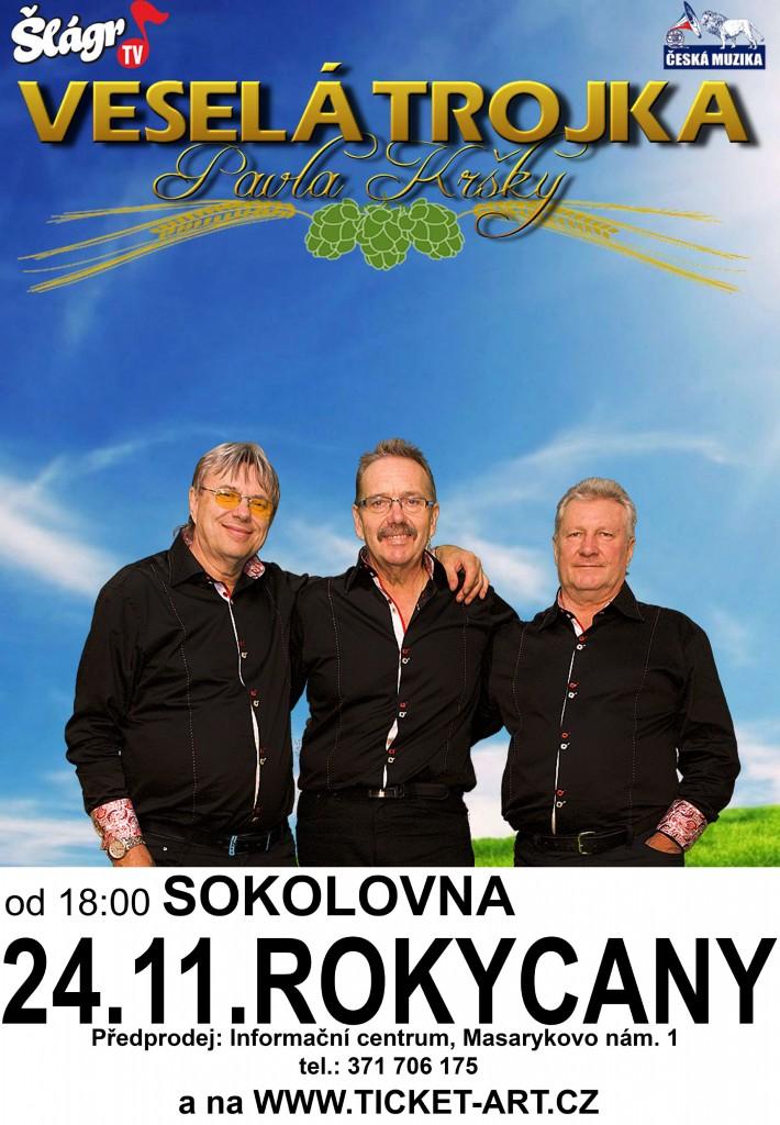 Veselá Trojka (Šlágr TV)
